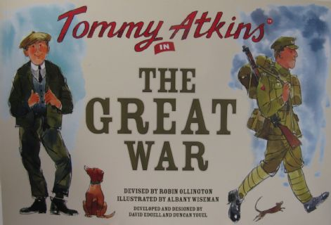 Book-Tommy Atkins in the Great War